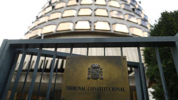 Imatge del Tribunal Constitucional