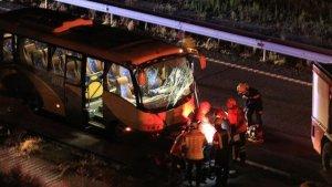 Cuatro heridos en una colisión con varios turismos y un autobús implicados en Fresno, Salamanca