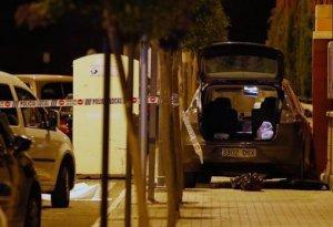 Un hombre tirotea a su expareja cuando recogía a su hijo del colegio en Elda