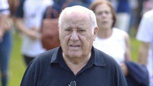 Amancio Ortega, fundador de Inditex, en una imagen de archivo