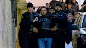 Imagen de Igor el Ruso tras salir de prisión