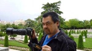 Francisco Rotela en una imagen reciente.