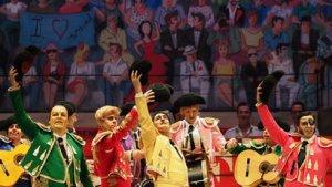 Imagen de la chirigota 'Una corrida en tu cara'