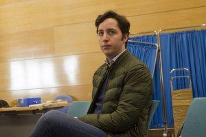 Imagen del pequeño Nicolás en los juzgados.