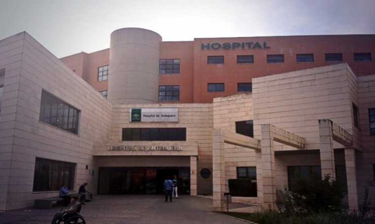 Hospital de Antequera en una imagen de archivo