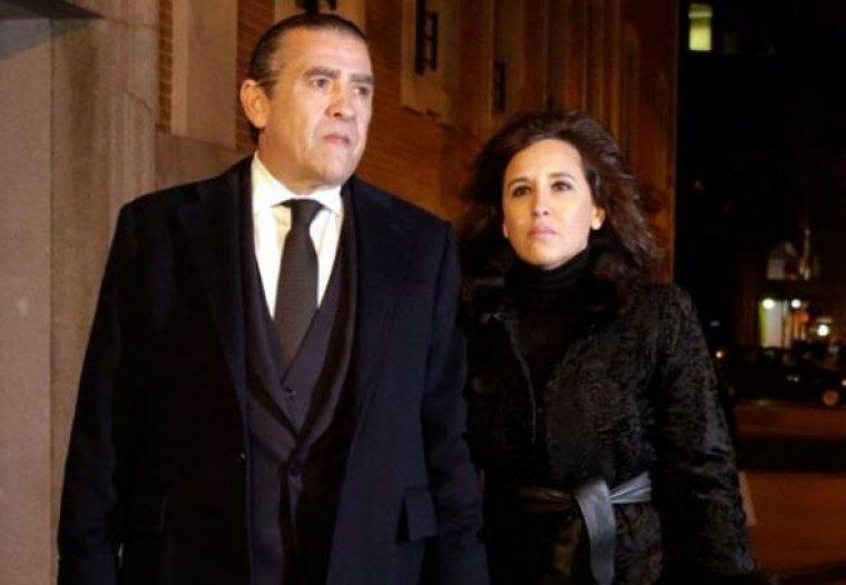 Jaime Martínez Bordiu y Marta Fernández.