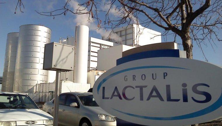 Lactalis es la empresa que fabrica la leche que ha sido contaminada con la salmonela.
