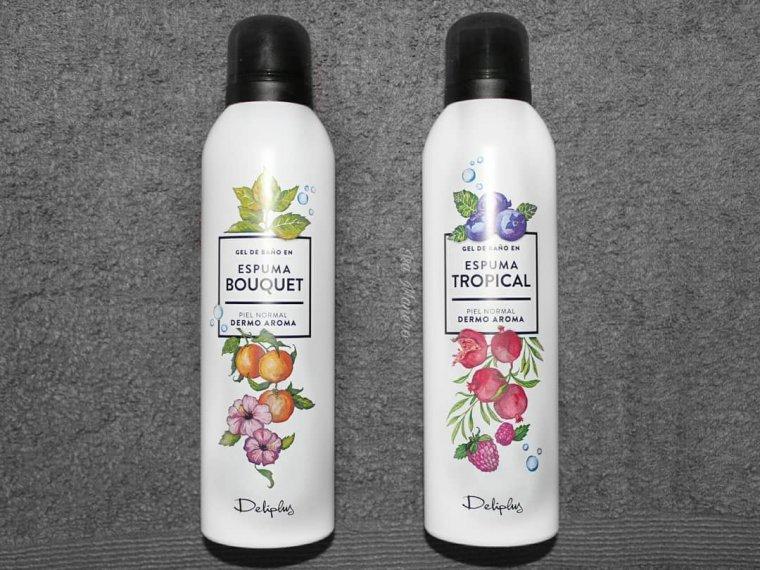 Mercadona ofrece geles de ba o en espuma productos con for Bano de color mercadona