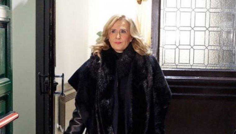 Nieves Herrero, autora de las memorias de Carmen Franco.