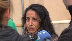 Imagen de la madre de Gabriel hablando de la desaparición de su hijo