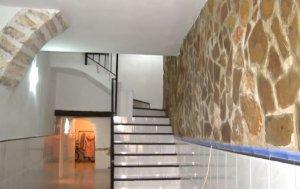 Interior de la casa a pie de playa en Castellón que se sortea por 5 euros