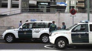 La Gurdia Civil ha encontrado los cuerpos esta mañana