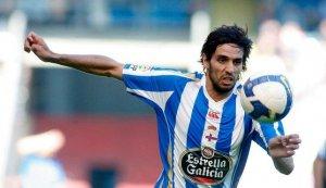 Lassad Nouioui, futbolista del CD Toledo y ex jugador del Deportivo de La Coruña