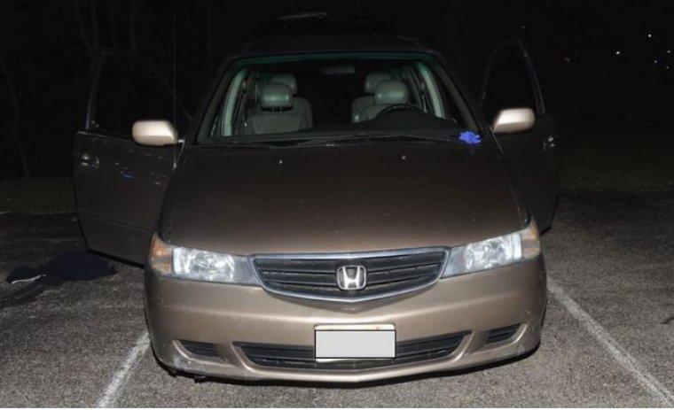 Imagen del coche del chico