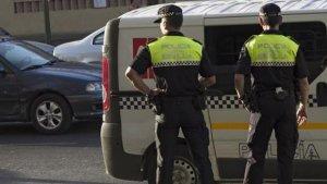 Agentes de la Policía Local de Sevilla