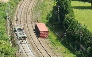 Descarrilamiento del tren