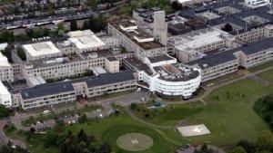 Hospital dónde tuvo lugar el suceso