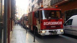 Imagen de archivo de los Bomberos de Almería.
