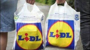 Lidl retirará las bolsas de plástico de sus centros comerciales