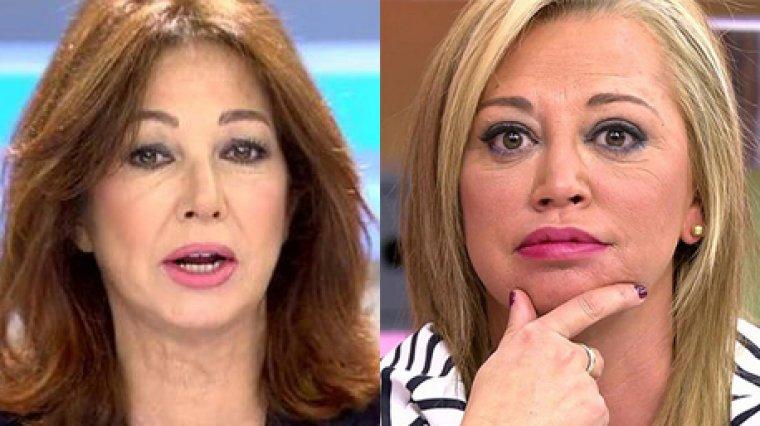 Ana Rosa Quintana y Belén Esteban