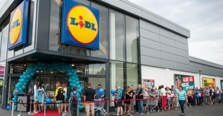 La cadena de supermercats Lidl ha estat guardonada per l'ONG 'Marine Stewardship Council'