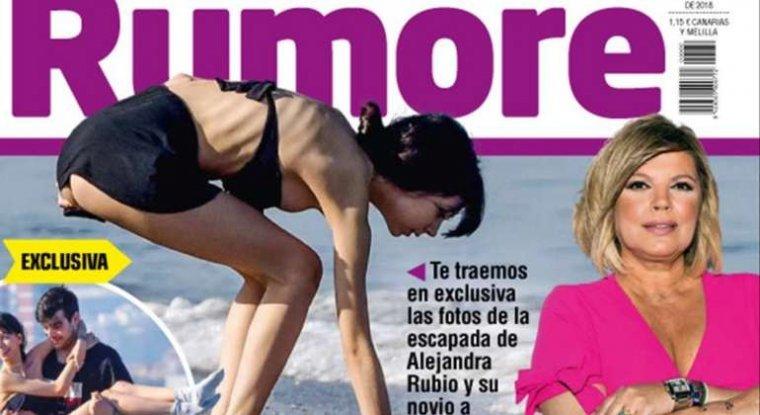 La impactante imagen de la hija de Terelu Campos que dará mucho de qué hablar