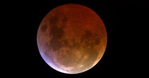 El 27 de julio tendremos un eclipse total de luna en nuestro país