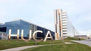 EL hombre ha sido trasladado al Hospital Universitario Central de Asturias