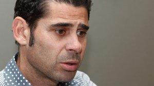 Fernando Hierro, nuevo entrenador de la Selección Española
