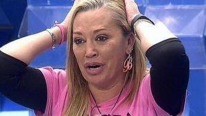 Imagen de archivo de Belén Esteban durante su concurso en 'GH VIP'