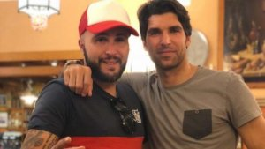 Kiko Rivera y su hermano Cayetano Rivera