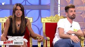 Sofía y Alejandro Albalá en 'Mujeres y Hombres y Vicevera'