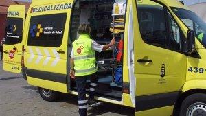 Un niño de 2 años, grave tras caer de un cuarto piso en Las Palmas de Gran Canaria