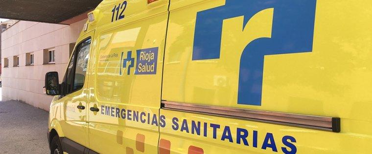 Imagen de archivo de una ambulancia del SERIS.