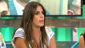 Anabel Pantoja hablando en 'Sálvame' sobre la estancia de Isabel Pantoja en la cárcel