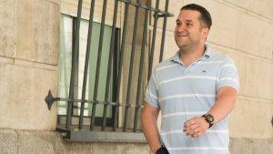 'El Prenda' acudiendo al juzgado de Sevilla esta semana