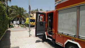 Imagen de archivo de una unidad de los Bomberos de Málaga