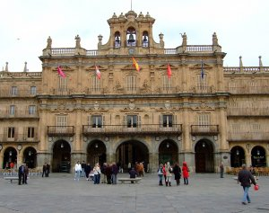 Imagen de archivo del Ayuntamiento de Salamanca.