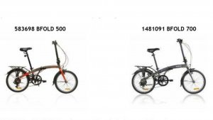 Los dos modelos que Decathlon ha retirado del mercado.
