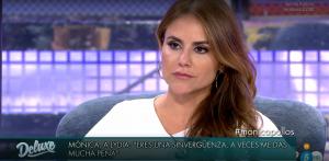 Mónica Hoyos durante su paso por el 'Deluxe'