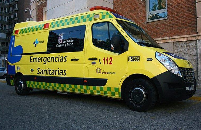 Tres heridos este sábado en accidentes en las carreteras de Castilla y León