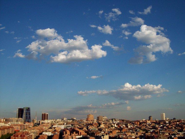 Uno de los meteoritos se ha visto a plena luz del día en Madrid