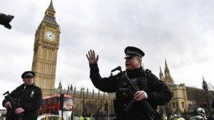 Imagen del Parlamento británico.
