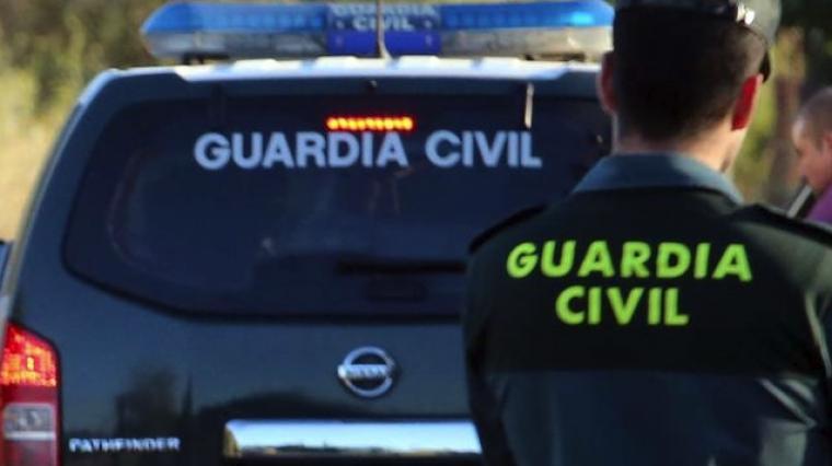 La Guàrdia civil va detenir