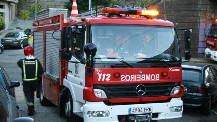 Los bomberos tuvieron que excarcelar a las víctimas en los tres accidentes