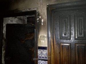 Grave un hombre tras incendiarse su vivienda en Sevilla