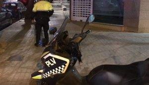 Imagen de archivo de la Policía Local de Valencia.