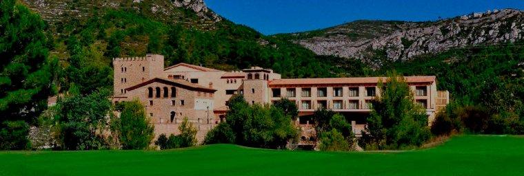 Vista general del Figuerola Resort&Spa