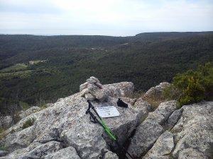 Punta de la Barrina, a l'Alt Camp