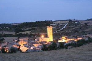 Vila de Conesa, a la Conca de Barberà